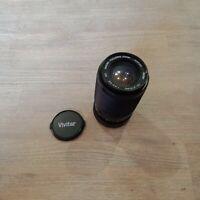 vivitar macro focusing zoom 70-210mm MC 1:4.5-5.6.