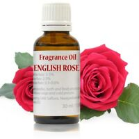 30 ml English Rose Fragrance Oil for Soap/Candle/Diffuser/Cosmetics