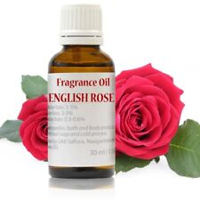 30 ml English Rose Fragrance Oil for Soap/Candle/Cosmetics | Highly Concentrated