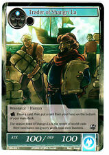 4x 4 x Trader of Shangri-La - SKL-047 - C - 1st Edition x4 Force of Will