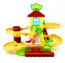 New ListingHamtaro Donguri Coaster Hamuchans Land Asian Hamster Playset Rollercoaster Park