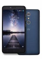 ZTE ZMAX PRO Z981 32GB 4G LTE Andorid Smartphone Blue T-MOBILE B