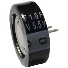 Elko Panasonic NF 1,0f 5,5v oro-cap condensador Stacked coin capacitor 854960