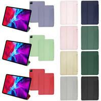 """Magnetico Pelle Smart Supporto Custodia Cover Per Apple iPad Pro 11"""" 12.9"""" 2020"""