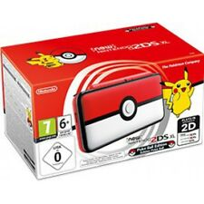 Consola Nintendo 2DS XL Pokeball Edition