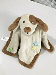 Tesco With Love My First Puppy Dog Comforter Soft Baby Toy Blankie Cuddly Teddy