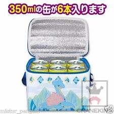 Pokemon GO XY LAPRAS Ice Lunch Bag Box Pouch Cooler Tote Strap Zipper Banpresto