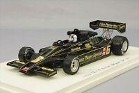 1/43 Lotus 78 Belgium GP 1977 Winner Gunnar Nilsson #6 Spark PLANEX NEW