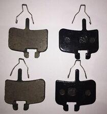 Hayes HFX9 MAG NINE HFX1 Semi Metal Resin Brake Pads - 2 Pairs