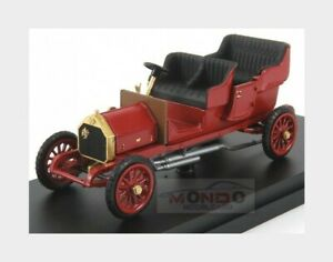 Alfa Romeo 24Hp Torpedo 1910 Red RIO 1:43 RIO4626 Model