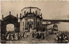 PASSARIANO DI CODROIPO – CORTEO NUZIALE, 1700 – CARTOLINA FP UDINE