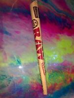 """1 Raw Supernatural 12"""" One Foot Extra Long Pre Rolled Rolling Paper Cone"""