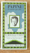 PAPINI LE MIROIR QUI FUIT   Biblio de BABEL  7  RETZ FMR 1978