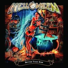 Helloween - Better Than Raw Nuevo CD