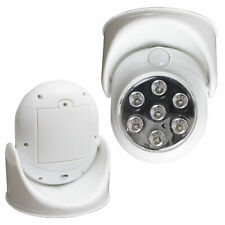 Motion Activated 360 Rotating Auto PIR Sensor LED Outdoor Indoor Security Light
