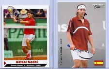 """2"" RAFAEL NADAL 2003 NETPRO-SPORTS ILLUSTRATED ROOKIE CARD LOT! WIMBLEDON!"