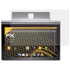 2x Antireflex Lámina Protectora de Pantalla Lenovo Yoga Tablet 2 Pro 13.3 inch