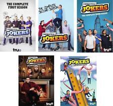 Impractical Jokers: The Complete Series Season 1 2 3 4 5 (DVD, 2017 16-Disc Set)