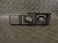 2002 LAND ROVER DISCOVERY 2.5 TD5 HEADLIGHT ADJUSTER AND WING MIRROR SWITCH