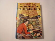Hardy Boys #39, The Mystery of the Chinese Junk, Picture Cover