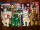 Ty Beanie Babies,Rare McDonald's Collectables:4 Beanie Special International Set