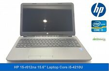 "HP 15-r012na 15.6"" Laptop Core i5-4210U 1.7GHz, 4GB DDR3, 1TB HDD, No OS"