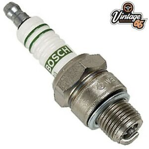 Volkswagen Beetle Camper Bay 181 T1 Ghia T2 New Old Stock W8A Bosch Spark Plug