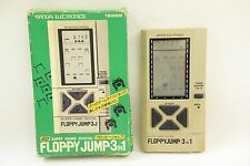 LCD FLOPPY JUMP 3 in 1 Console Boxed Tested BANDAI Handheld Game Watch 0767