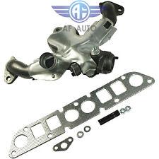 For Cherokee Dakota Truck Wrangler 2.5L Cast Iron Exhaust Manifold w/ Gasket Nut