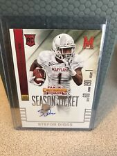 Stefon Diggs 2015 Contenders SP Auto Autograph Rookie RC Vikings wr MVP