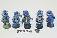 Warhammer Space Marines Tactical Squad - JYS34