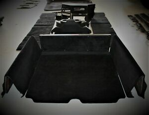 Hummer H1 Luxury Interior - Complete Wagon Interior