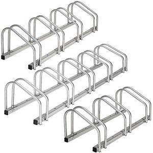 3 4 5 vélos étage cycle rack râtelier support stockage cote à cote bicyclette