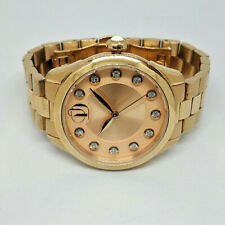 Ladies Rose Gold Plated Project D London Watch