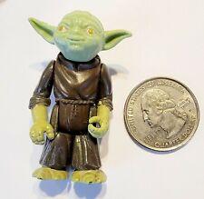 1980 Star Wars Esb Empire Strikes Back Yoda Loose Action Figure.