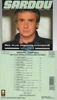 Michel Sardou Les Plus Grandes Chansons vol 2 CD ALBUM édition de 1986
