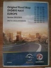 OPEL DVD 800 NAVIGATION / EUROPA 2013 / ASTRA J  MERIVA B  Insignia MY 2009 2010