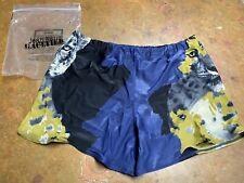 "New listing Jean Paul Gaultier XL 29-36"" Unlined Tiger Print Swim Shorts"