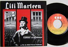 Lili MARLEEN Bof 45 Tours HANNA SCHYGULLA - RAINER WERNER FASSBINDER
