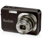 Kodak Easyshare V1073 10 MP Digital Camera with 3x Optical Zoom - Black