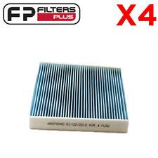 4 x WACF0040 Wesfil Cabin Filter - RCA164P, RCA178P, 8713906100, 8713907010