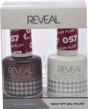 Reveal Gel & Lacquer Duo - SUGAR PLUM - .5 oz - 9020057