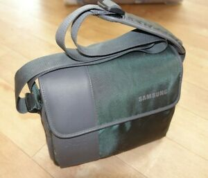 Genuine SAMSUNG NX Digital Large Camera Bag SLR Camcorder Lenses RARE UK Stock