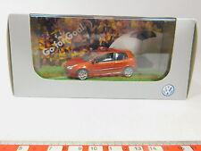 AR934-1# Schuco Edizione Limitata 1:43 AUTOVETTURA Volkswagen/VW Golf Obiettivo,