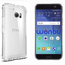 Coque Etui Housse Transparent Fine Pour HTC One 10 M10