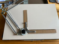 More details for superb vintage italian tecnostyl 620  a3 portable  drawing board