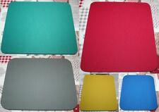 Gros lot de tapis de souris en tissu (prix par 5 pièces)