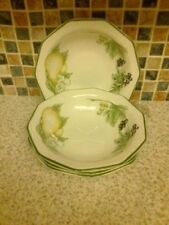 Unboxed Staffordshire Pottery Tableware Bowls Multi