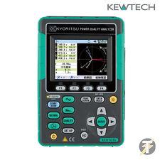 Kewtech Kyoritsu KEW6315 Power Quality Analyser