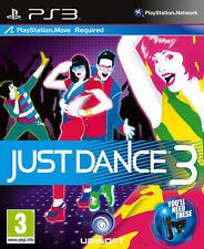 Just Dance 3 ~ PS3 (EN BUEN ESTADO)